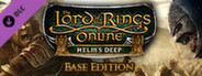 The Lord of the Rings Online - Helm's Deep Base Edition