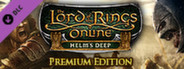 The Lord of the Rings Online - Helm's Deep Premium Edition