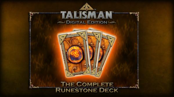 скриншот Complete Runestone Deck 0