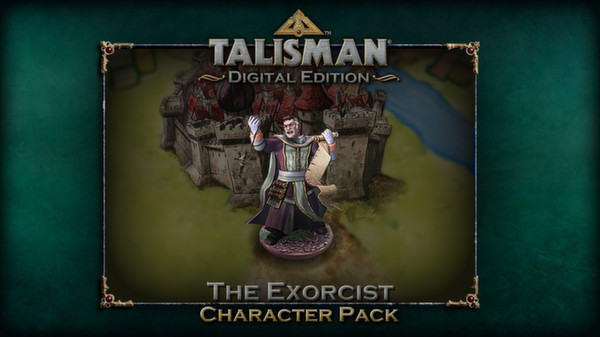 Character Pack #1 - Exorcist