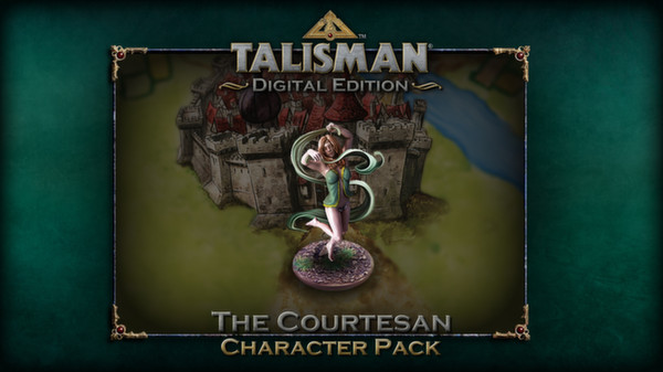 Character Pack #2 - Courtesan
