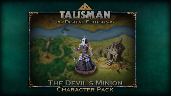 Character Pack #3 - Devil's Minion