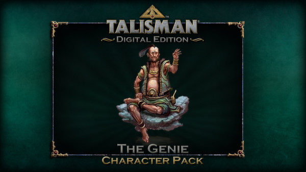 Character Pack #4 - Genie