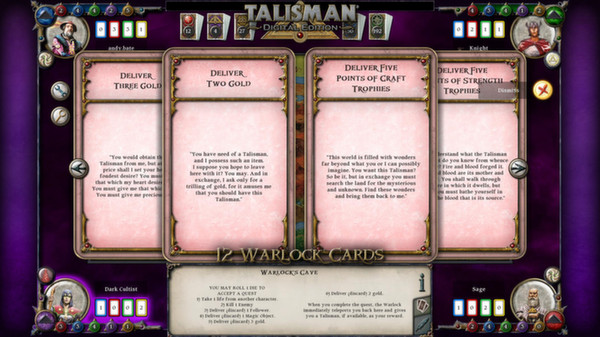 скриншот Talisman: Digital Edition - Season Pass 2