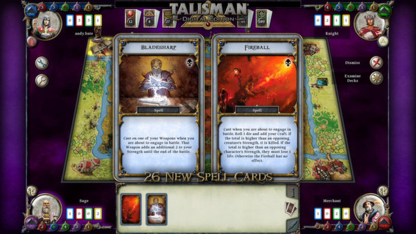 скриншот Talisman: Digital Edition - Season Pass 4