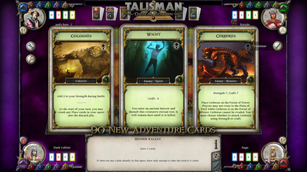скриншот Talisman: Digital Edition - Season Pass 3