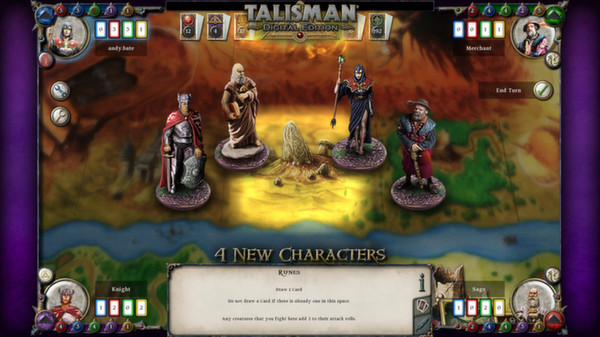 скриншот Talisman: Digital Edition - Season Pass 1