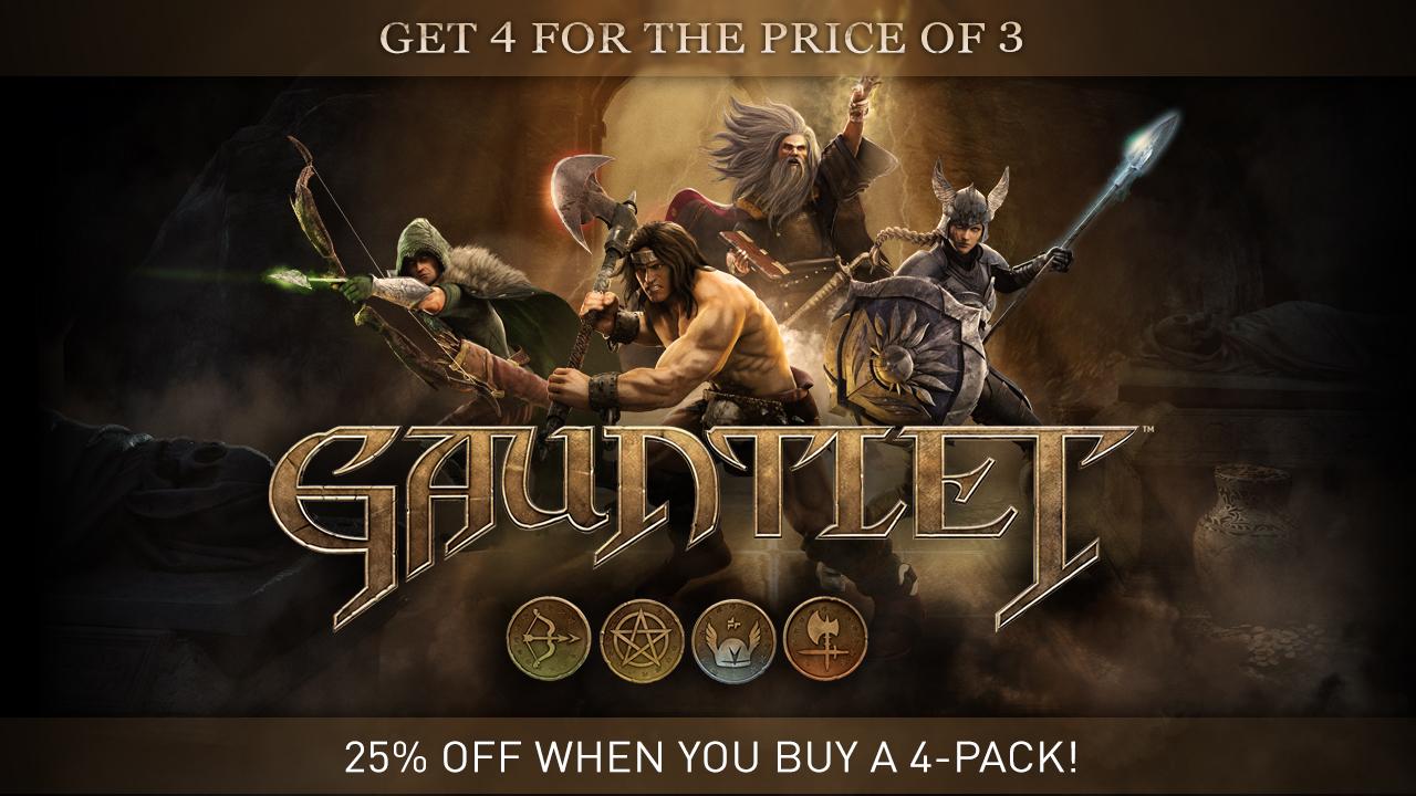 Gauntlet™  screenshot