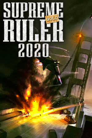 Supreme Ruler 2020 Gold poster image on Steam Backlog