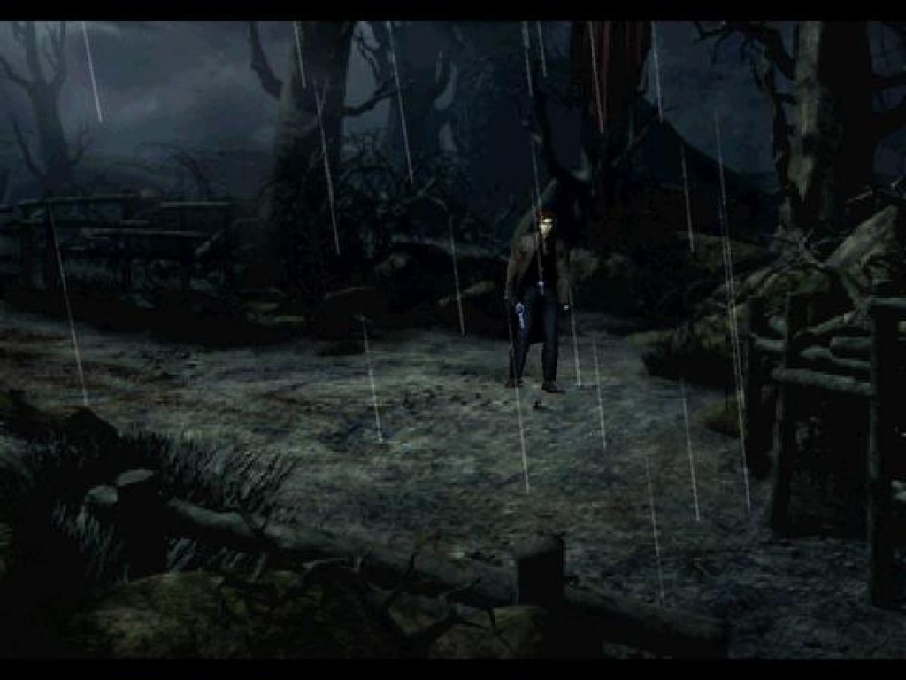 Alone In The Dark: The New Nightmare screenshot 1