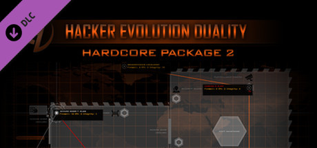 Hacker Evolution: Duality - Hardcore Package 2 2014 pc game Img-3