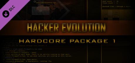 Hardcore Package Part 1 / for Hacker Evolution