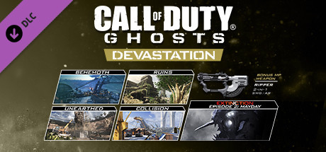 Call Of Duty Ghost Map Pack on
