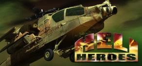 Heli Heroes cover art