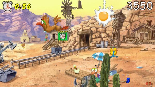 Скриншот из Chicken Shoot Gold