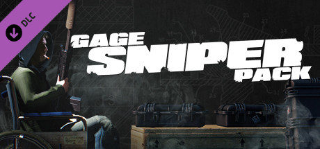 PAYDAY 2: Gage Sniper Pack | DLC