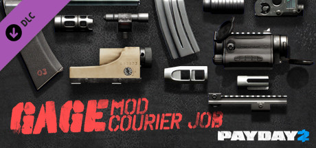 PAYDAY 2: Gage Mod Courier
