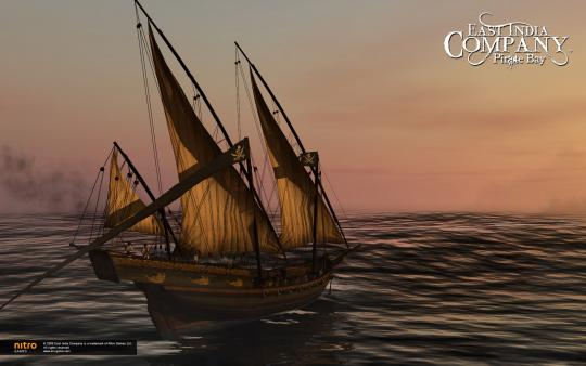 East India Company: Pirate Bay (DLC)