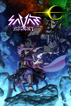 Savant - Ascent poster image on Steam Backlog