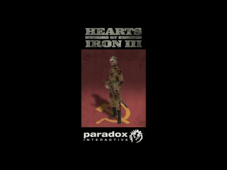 Hearts of Iron III: Soviet Infantry Pack DLC