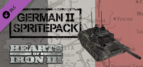 Купить Hearts of Iron III DLC: German II Spritepack