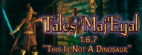 Tales of Maj'Eyal - 马基埃亚尔的传说