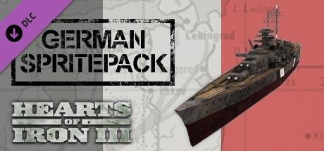 Hearts of Iron III: DLC - German Sprite Pack