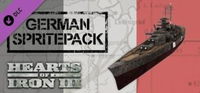 Hearts of Iron III: DLC - German Sprite Pack