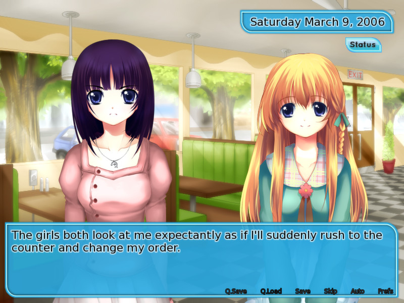 GBA dating Sims Rom