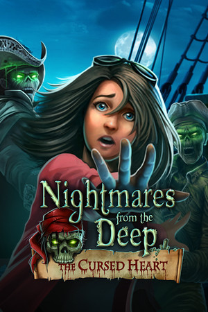 Nightmares from the Deep: The Cursed Heart poster image on Steam Backlog