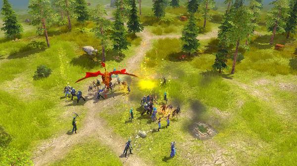скриншот Majesty 2 1