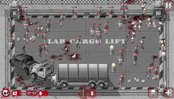 скриншот OMG Zombies! 1