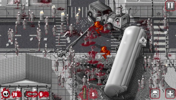 скриншот OMG Zombies! 0