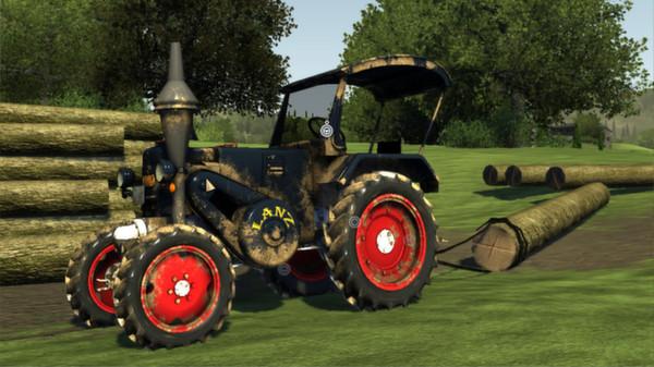 Agricultural Simulator: Historical Farming