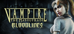 Vampire: The Masquerade - Bloodlines cover art