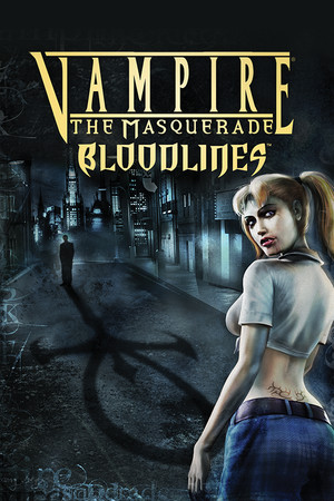 Vampire: The Masquerade - Bloodlines poster image on Steam Backlog