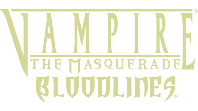 Vampire: The Masquerade - Bloodlines - Steam Backlog