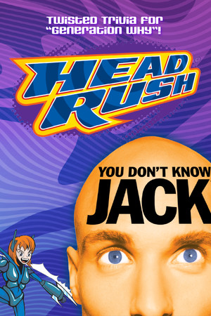 YOU DON'T KNOW JACK HEADRUSH poster image on Steam Backlog