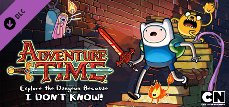 Adventure Time: Explore the Dungeon Because I DON'T KNOW! - Gunter DLC