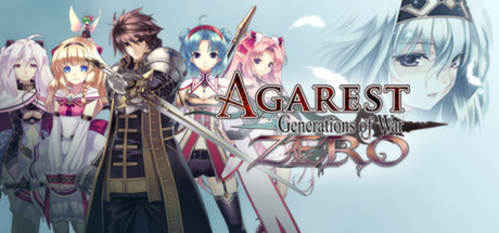 Agarest Generations of War Zero