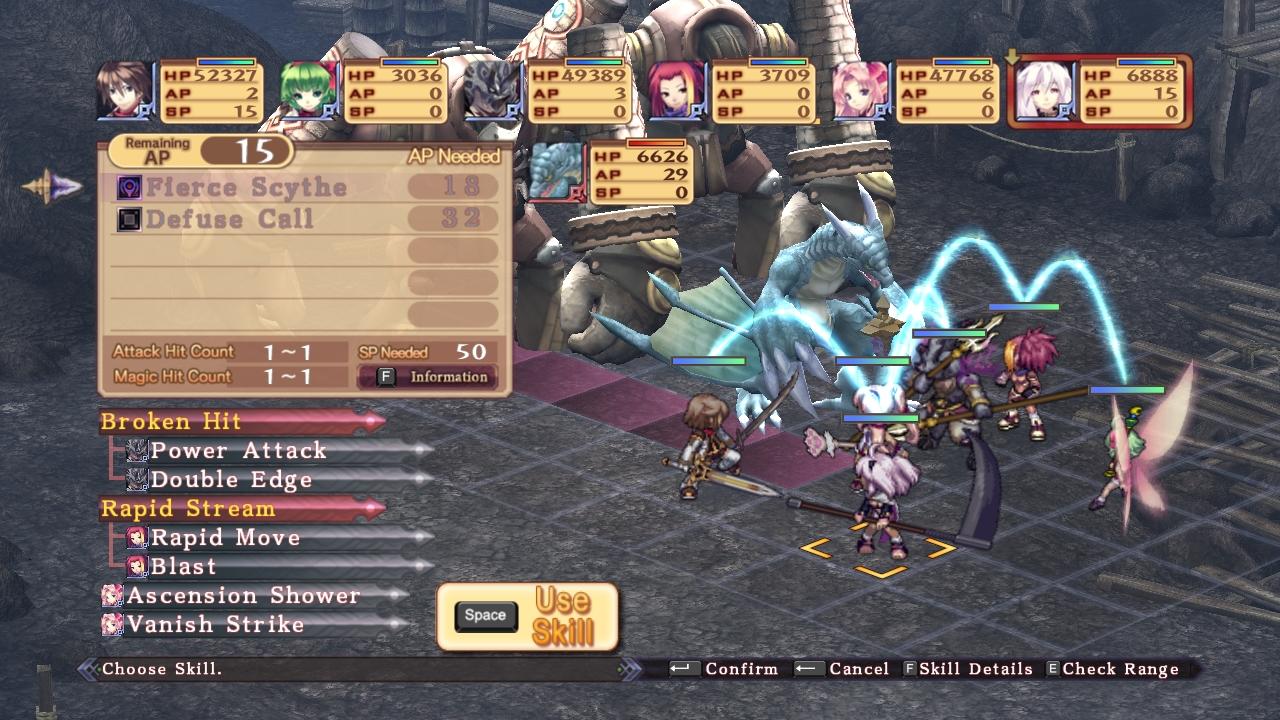 Agarest Generations Of War Zero Full PC (RELOADED) 13