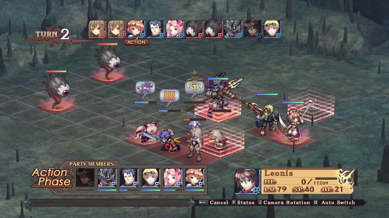 Agarest Generations Of War Zero Full PC (RELOADED) 15
