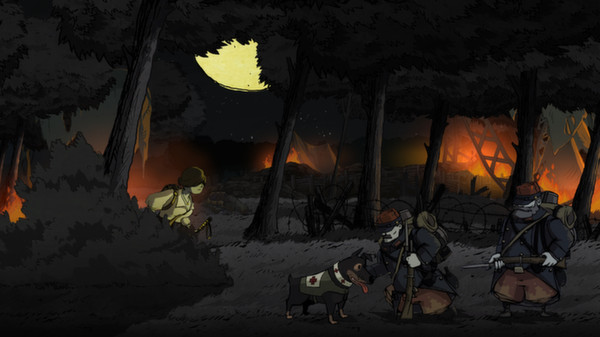 скриншот Valiant Hearts: The Great War / Soldats Inconnus : Memoires de la Grande Guerre 3