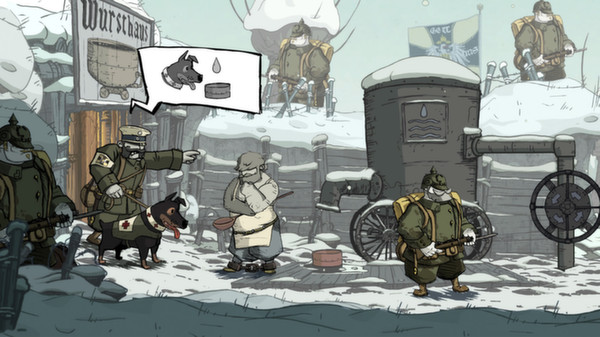 скриншот Valiant Hearts: The Great War / Soldats Inconnus : Memoires de la Grande Guerre 1