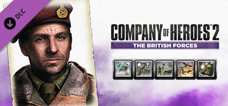 COH 2 - British Commander: Vanguard Operations Regiment