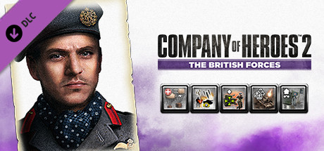 COH 2 - British Commander: Tactical Support Regiment