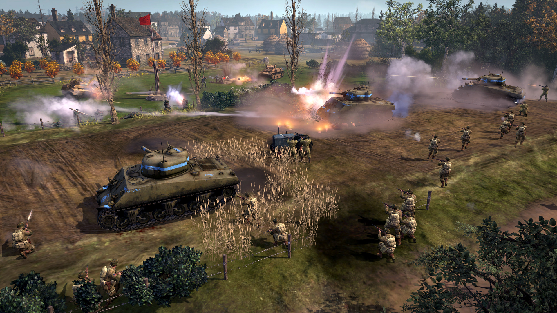 Company Of Heroes 2 The Western Front Armies On Steam