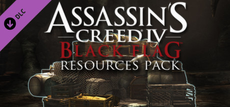 Assassin's Creed IV Black Flag Time saver Resources Pack