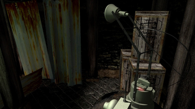 Dark Fall: The Journal screenshot 3