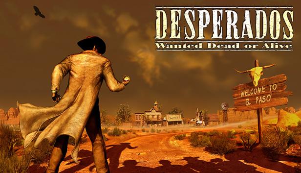 Download Desperados: Wanted Dead or Alive download free